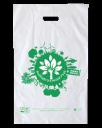 Биоразградима торбичка тип УСМИВКА, 20 х 30 см, 50 бр.