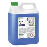 GRASS Универсален почистващ и дезинфекциращ препарат Deso C10