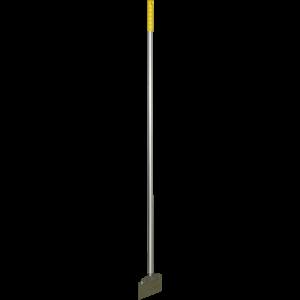 Алуминиева стъргалка с дълга дръжка