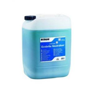 ECOLAB Препарат за неутрализиране на остатъчната алкалност и регулиране стойността на рН Ecobrite Neutraliser, 21 кг