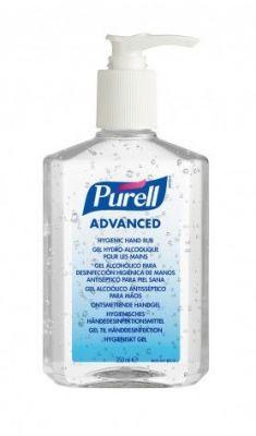 Purell Дезинфектант за ръце Advanced Hygienic Hand Rub, помпа, 300 ml