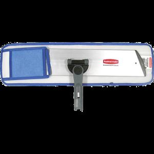 Моп мокър със скрубер Microfiber 40 cm Wet Mop Pad w.Scrubber