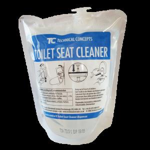 Пълнител WC Seat Cleaner - за почистване на WC дъска