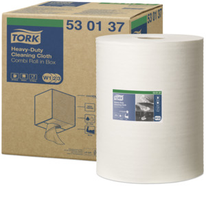 Ролка Tork Premium Multipurpose Cloth 530 Grey (Tork Strong Roll-Box)