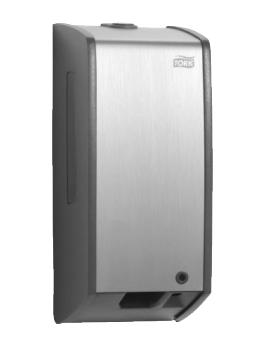 Сензорен дозатор за сапун на пяна Tork Dispenser Soap Foam Aluminium – system S3