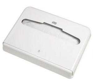 Диспенсър за покривала за тоалетна чиния Tork Vip Seat Box