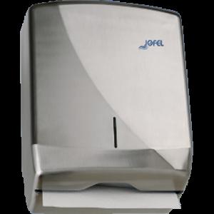 Диспенсър кърпи за ръце Jofel Futura Inox