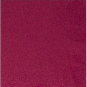 Персонализирани салфетки за маса, целулоза, 2 пластa, 33х33 см., ЦВЕТНИ,  1530 бр.