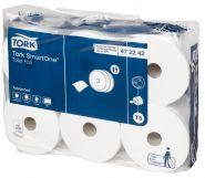 Tork Тоалетна хартия централно изтегляне SmartOne Toilet Roll – system T8