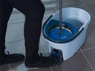 VILEDA Комплект за почистване с въртяща цедка Ultra Spin Mini