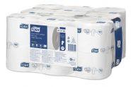 Tork Тоалетна хартия Premium Coreless Mid-Size, System Т7,3 пл.