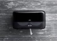 Tork Двоен дозатор за тоалетна хартия на ролки Twin Coreless Mid-size, system T7