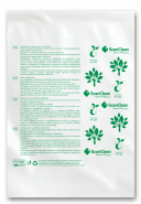 Биоразградими чували за смет, 50 х 60 см, 35 литра, 40 бр.