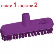 Плоска метла за под, антимикробна