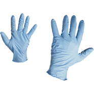 BARBARY Ръкавици нитрил за еднократна употреба, 100 бр.