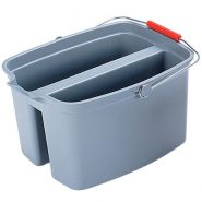 Rubbermaid Двойна кофа Double bucket 18 л.