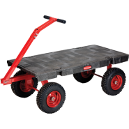 Rubbermaid Количка 5th Wheel wagon до 900 кг.товар