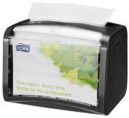 Дозатор за салфетки за блок маса TORK Table top – system N4