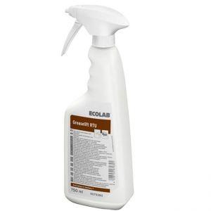 ECOLAB Готов за употреба препарат за почистване на скари и премахване на наслоявания от мазнини Greaselift RTU, 750 мл