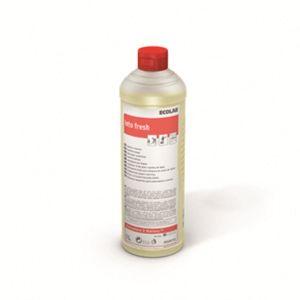 ECOLAB Почистващ препарат за санитарни помещения със силно киселинно действие Into fresh