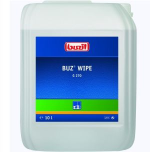 Buzil Препарат за ламинат на алкохолна основа Buz Wipe