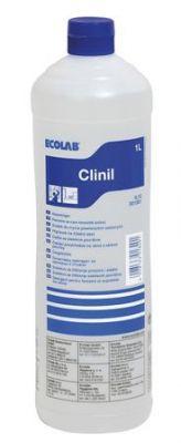 ECOLAB Почистващ препарат за прозорци, стъкло и повърхности от изкуствени материали Clinil