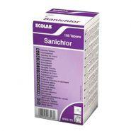 ECOLAB Хлорни таблетки Sanichlor, 160 бр