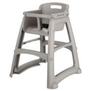 Rubbermaid Детско столче Sturdy Chair Youth Seat Microban
