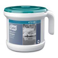 Tork Дозатор за хартиени ролки Reflex Portable Centrefeed – system M4