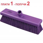 HillBrush Антимикробна метла, Medium косъм, 300 мм