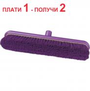 HillBrush Антимикробна метла, Medium косъм, 457 мм