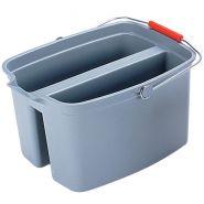 Rubbermaid Двойна кофа Double bucket 18 л