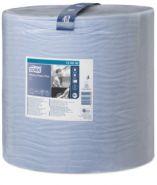 Tork Ролка Advanced Wiper 420 Blue Roll Performance– system W1