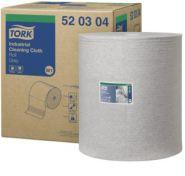 Tork Ролка Premium Multipurpose Cloth 520 Grey Roll – system W1