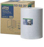 Tork Ролка Premium Multipurpose Cloth 530 Blue Combi Roll – system W1, W2,W3