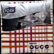 Салфетки за маса Tork Terrakotta, IceBlue 33 х 33 см